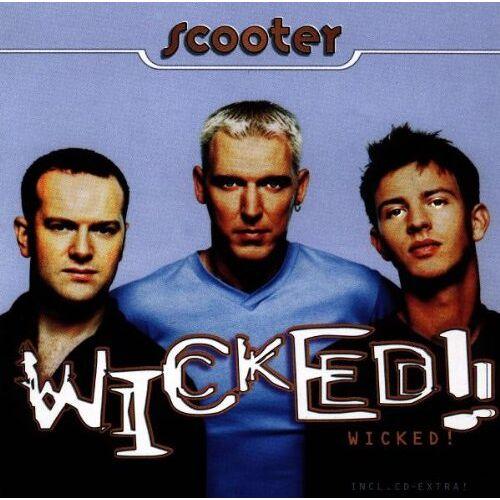 Scooter - Wicked! - Preis vom 21.06.2021 04:48:19 h