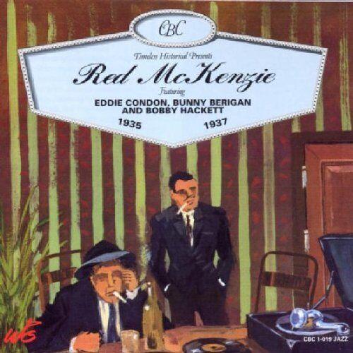 Red Mckenzie - Red Mckenzie(1935-1937) - Preis vom 18.06.2021 04:47:54 h