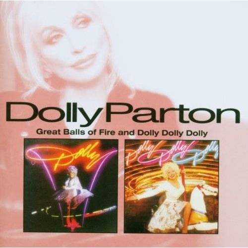 Dolly Parton - Great Balls of Fire/Dolly Dolly Dolly - Preis vom 22.06.2021 04:48:15 h