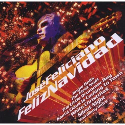 Jose Feliciano - Feliz Navidad - Preis vom 20.06.2021 04:47:58 h