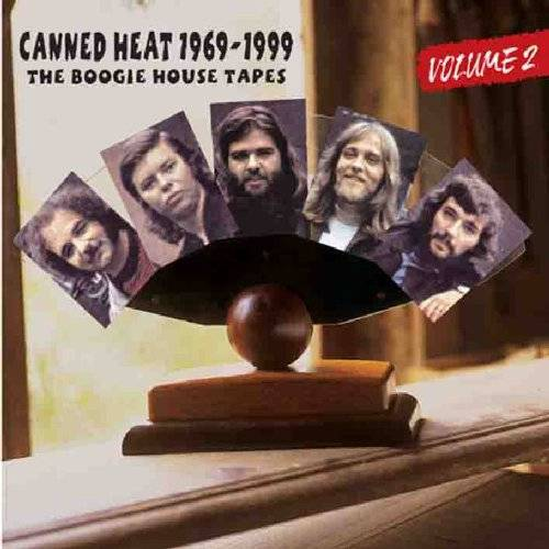Canned Heat - Boogie House Tapes Vol. 2 - Preis vom 14.06.2021 04:47:09 h