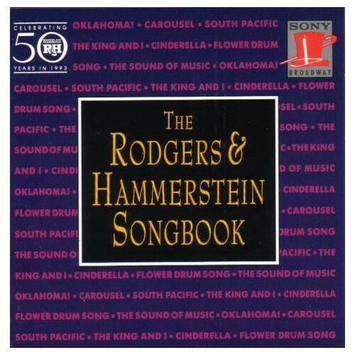 Various - The Rodgers & Hammerstein Songbook - Preis vom 11.06.2021 04:46:58 h