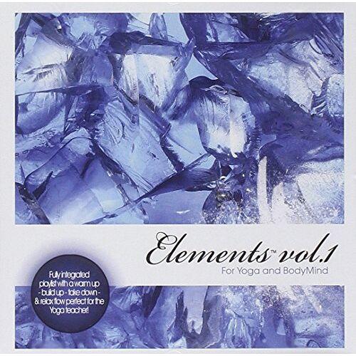 Elements for Yoga - Elements for Yoga & Bodymind Vol 1 - Preis vom 11.06.2021 04:46:58 h