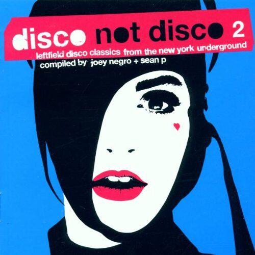 Various - Disco Not Disco 2 - Preis vom 11.06.2021 04:46:58 h