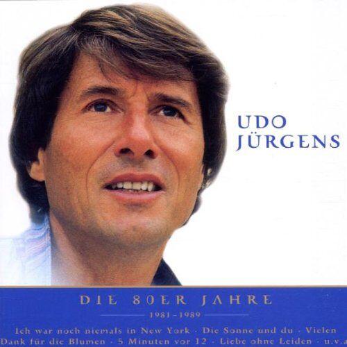 Udo Jürgens - Nur das Beste - Udo Juergens: Die 80er - Preis vom 11.06.2021 04:46:58 h