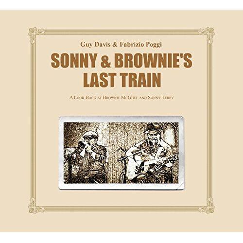 Guy Davis - Sonny & Brownies Last Train - Preis vom 13.06.2021 04:45:58 h