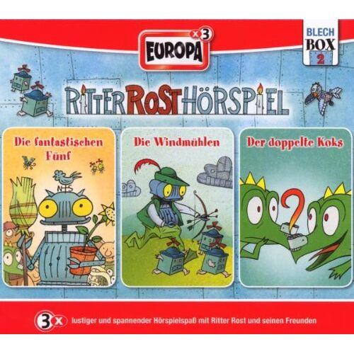 Ritter Rost - 02/Ritter-Box - Preis vom 01.08.2021 04:46:09 h