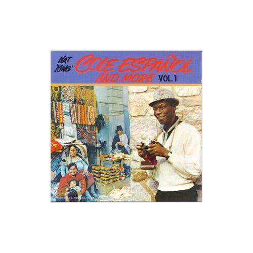 Nat King Cole - Cole Espanol Vol. 1 - Preis vom 25.07.2021 04:48:18 h
