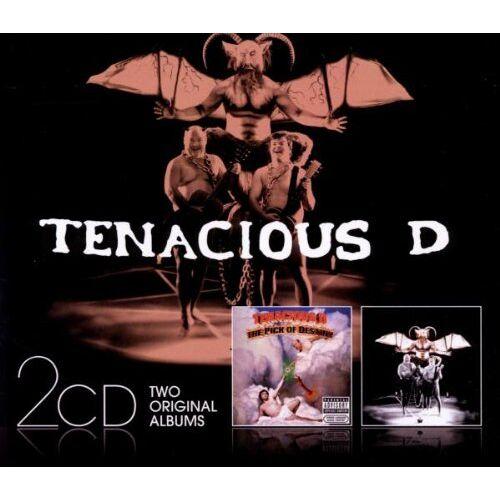 Tenacious d - Tenacious d/the Pick of Destiny - Preis vom 22.06.2021 04:48:15 h