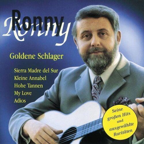 Ronny - Goldene Schlager - Preis vom 12.06.2021 04:48:00 h