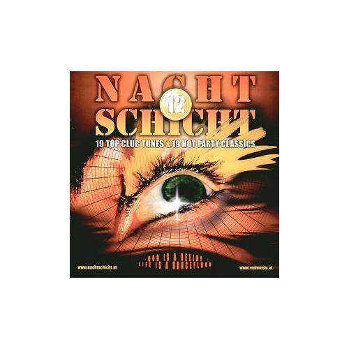 Various - Nachtschicht Vol. 12 - Preis vom 14.06.2021 04:47:09 h
