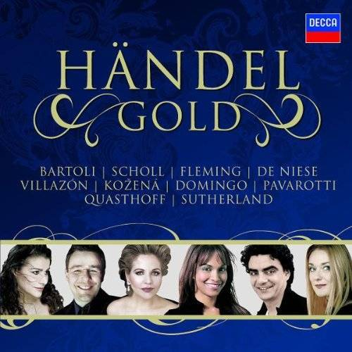 Bartoli - Händel Gold - Preis vom 28.07.2021 04:47:08 h