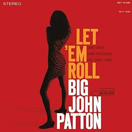 Patton, Big John - Let 'Em Roll [Vinyl LP] - Preis vom 15.06.2021 04:47:52 h