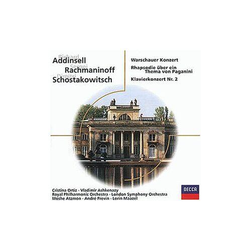 Ortiz - Addinsell: Warschauer Konzert - Preis vom 22.06.2021 04:48:15 h