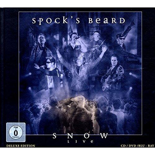 Spock'S Beard - Snow Live - Preis vom 17.05.2021 04:44:08 h