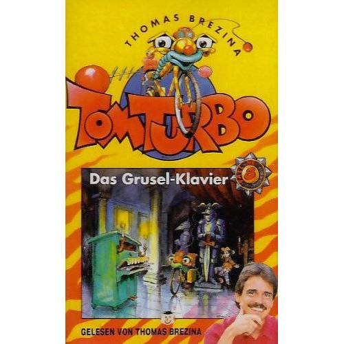 Tom Turbo - Das Grusel-Klavier - 8 [Musikkassette] - Preis vom 19.06.2021 04:48:54 h