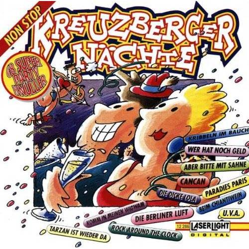 Various - Kreuzberger Nächte - Preis vom 11.06.2021 04:46:58 h