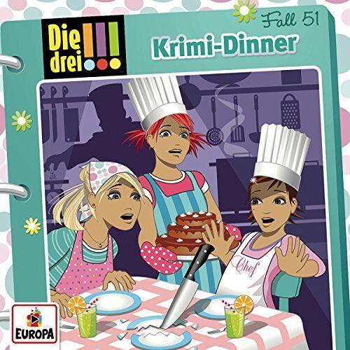 Die drei ??? - 051/Krimi-Dinner - Preis vom 15.06.2021 04:47:52 h
