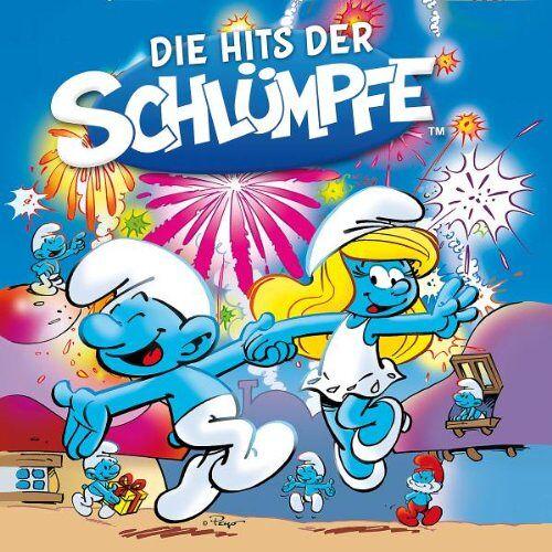 die Schlümpfe - Die Hits der Schlümpfe - Preis vom 13.06.2021 04:45:58 h