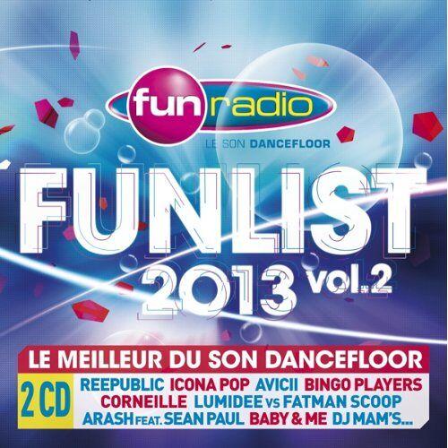 Various - Funlist 2013 Vol.2 - Preis vom 19.06.2021 04:48:54 h
