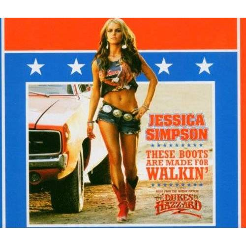 Jessica Simpson - These Boots Are Made for Walkin' - Preis vom 15.06.2021 04:47:52 h