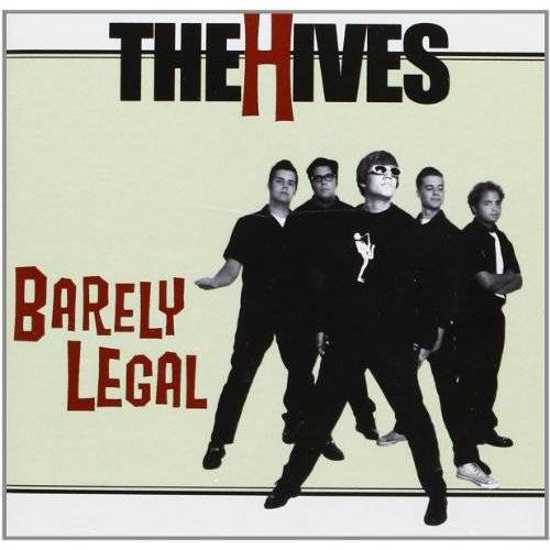 the Hives - Barely Legal - Preis vom 16.05.2021 04:43:40 h