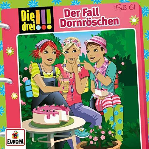 Die drei ??? - 061/der Fall Dornröschen - Preis vom 22.06.2021 04:48:15 h