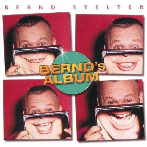 Bernd Stelter - Bernd'S Album - Preis vom 14.06.2021 04:47:09 h