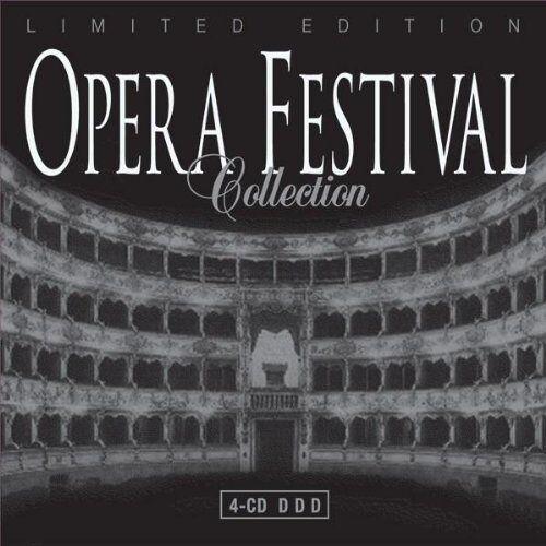 Opera Festival Collection - Opera Festival - Preis vom 28.07.2021 04:47:08 h