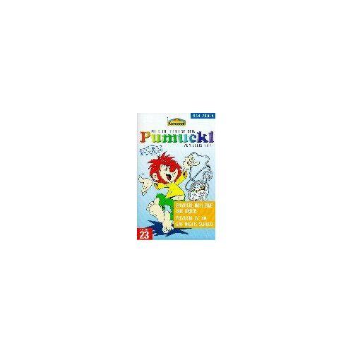 Pumuckl - 23:Pumuckl Will Eine Uhr Haben/Pumuckl Ist An Gar [Musikkassette] - Preis vom 17.06.2021 04:48:08 h