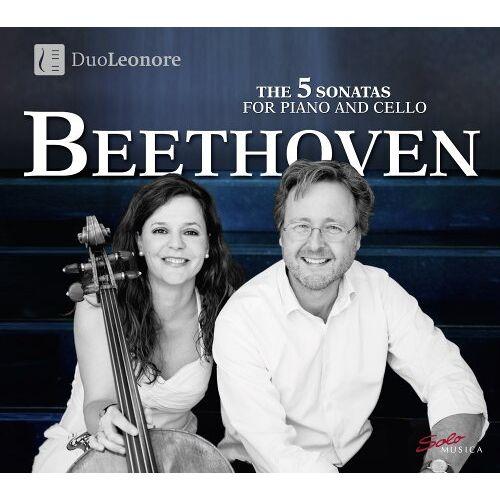 DUO Die 5 Sonaten für Klavier und Cello - Preis vom 21.06.2021 04:48:19 h