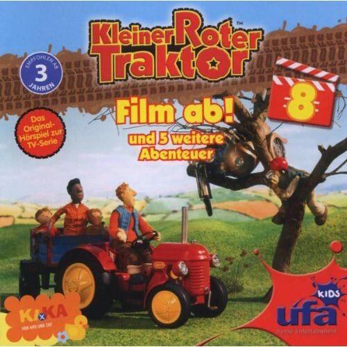 Kleiner Roter Traktor - Kleiner Roter Traktor 8 Audio:Film Ab! Und 5 Weite - Preis vom 21.06.2021 04:48:19 h