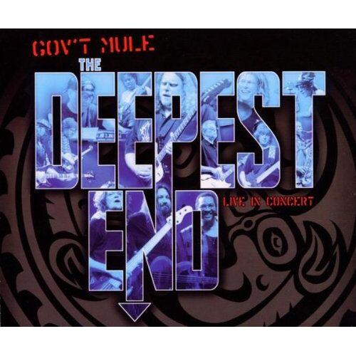 Gov'T Mule - Deepest End - Preis vom 22.06.2021 04:48:15 h