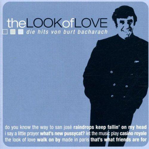 Burt Bacharach - The Look Of Love - Die Hits von Burt Bacharach - Preis vom 22.06.2021 04:48:15 h