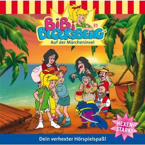 Bibi Blocksberg - Auf der Märcheninsel - Preis vom 13.06.2021 04:45:58 h