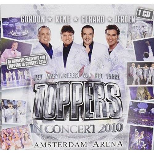 Toppers - Toppers in Concert 2010 - Preis vom 17.06.2021 04:48:08 h