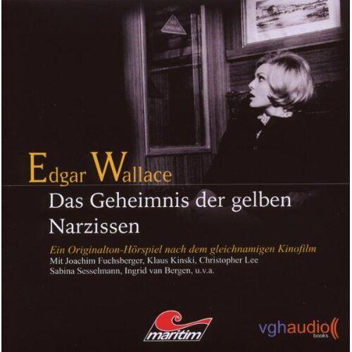 Edgar Wallace - Edgar Wallace (02) - Film Edition - Das Geheimnis der gelben Narzissen - Preis vom 14.06.2021 04:47:09 h