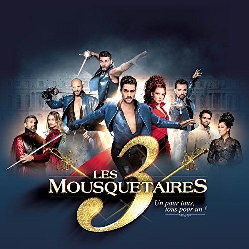 Les 3 Mousquetaires - Le Spectacle - les 3 Mousquetaires - Preis vom 22.06.2021 04:48:15 h
