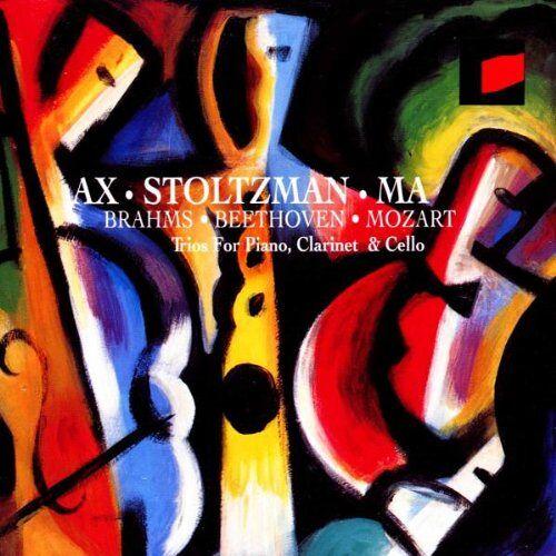 E. Ax - Trios für Klarinette, Cello und Klavier - Preis vom 19.06.2021 04:48:54 h