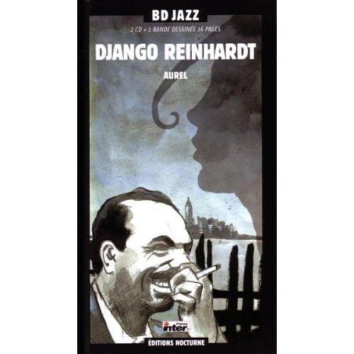 Django Reinhardt - Bd Jazz-Django Reinhardt (+Buch) - Preis vom 11.06.2021 04:46:58 h