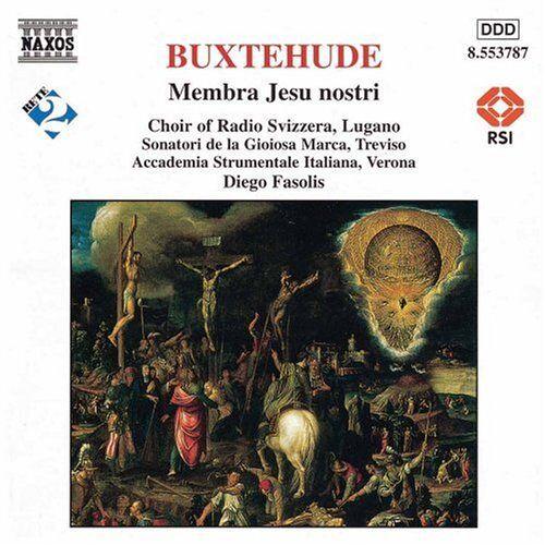 - Buxtehude: Membra Jesu Nostri - Preis vom 18.06.2021 04:47:54 h