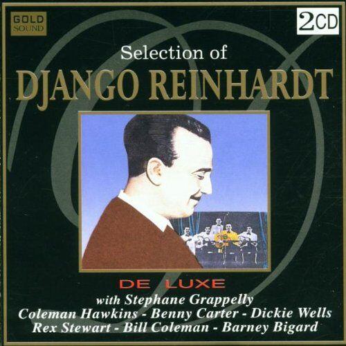 Django Reinhardt - Selection of Django Reinhardt - Preis vom 19.06.2021 04:48:54 h