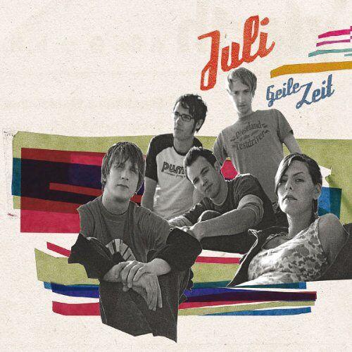 Juli - Geile Zeit (Pock It) - Preis vom 16.06.2021 04:47:02 h