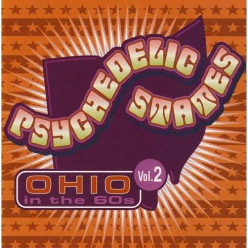 Psychedelic States - Vol.2-Ohio in The'60s - Preis vom 15.10.2021 04:56:39 h