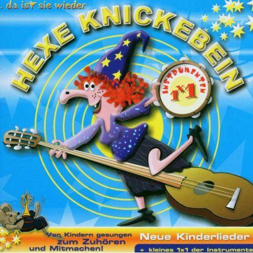 Hexe Knickebein II - Hexe Knickebein-Da Ist Sie Wieder - Preis vom 15.06.2021 04:47:52 h