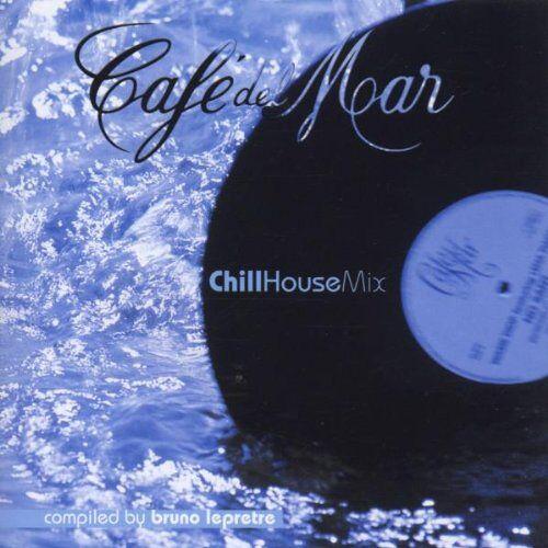 Various - Cafe Del Mar - Chillhouse Mix - Preis vom 19.06.2021 04:48:54 h