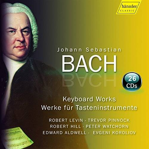 Robert Hill - Bach: Complete Keyboard Works - Preis vom 12.06.2021 04:48:00 h
