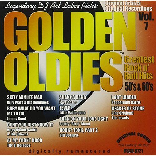 Golden Oldies - Vol.7-Golden Oldies - Preis vom 03.05.2021 04:57:00 h
