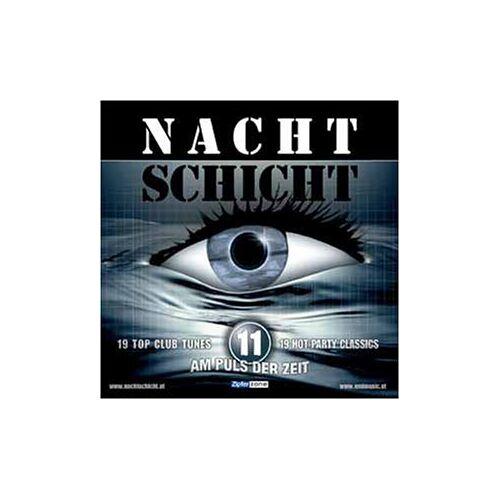 Various - Nachtschicht Vol.11 - Preis vom 13.06.2021 04:45:58 h