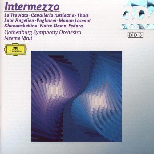 Järvi - Intermezzo - Preis vom 22.06.2021 04:48:15 h